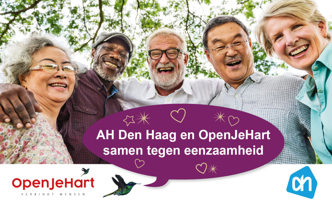 Video voor OpenJeHart en Albert Heijn