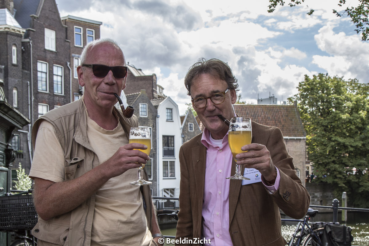 Tekst en beeld voor Rotterdamopzondag.nl